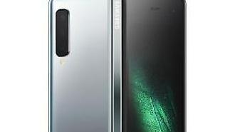 Galaxy Fold 5G sẽ có giá 2,54 triệu won?