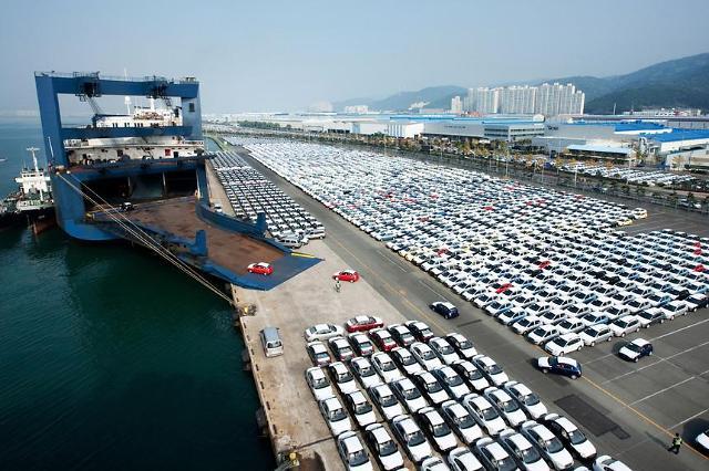 汽车卖不出 韩五大车企上半年销量走低