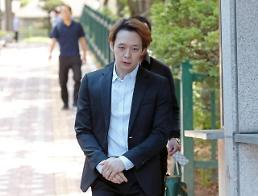 .Former JYJ member Yoochun gets suspended jail sentence in drug case .