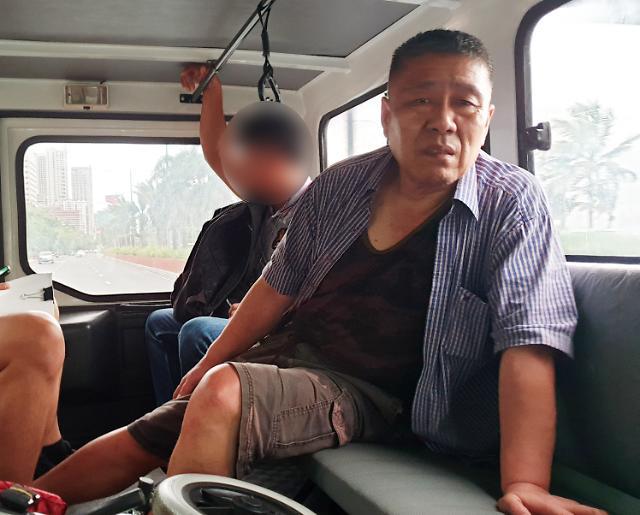 '병풍' 김대업, 사기혐의로 도피 3년만 필리핀서 체포