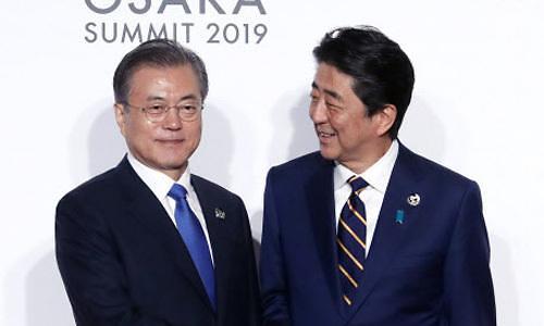 日本限制半导体材料出口韩国 韩外长:将采取反制措施