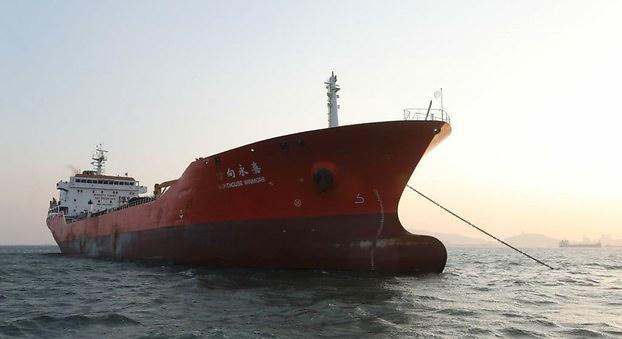 违反对朝制裁决议被韩扣留的两艘船舶将获释