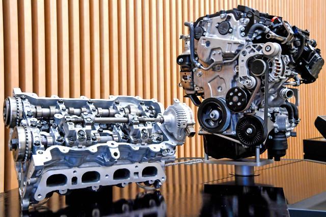 현대차·기아차, 엔진 신기술 'CVVD' 세계 최초 개발...쏘나타 터보에 장착