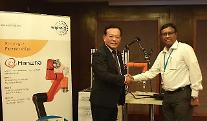 ハンファ、世界3位のソフトウェアアウトソーシング会社と提携してインドのロボット市場攻略