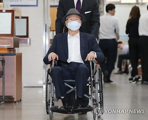 MB집사 김백준 항소심 선고... 불출석으로 기일 연기 가능성
