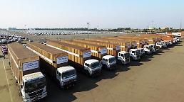 .现代Glovis拓展印度市场版图  在德里和孟买设立分公司.