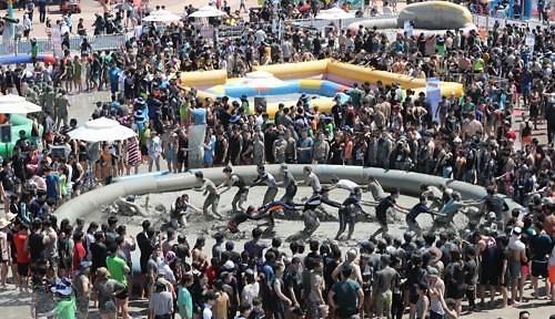 第二十二届韩国保宁泥浆节19日开幕