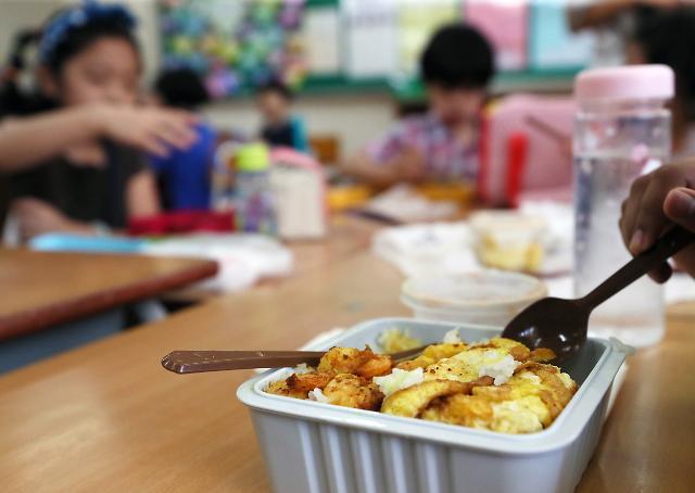 학교 비정규직 이틀째 파업…급식중단 2177곳으로 줄어