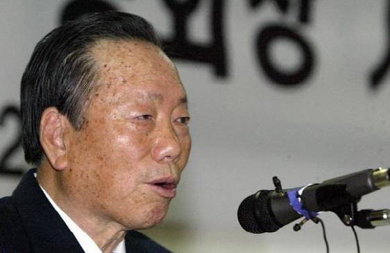 檢 정태수 전 한보 회장 사망 공식 확인