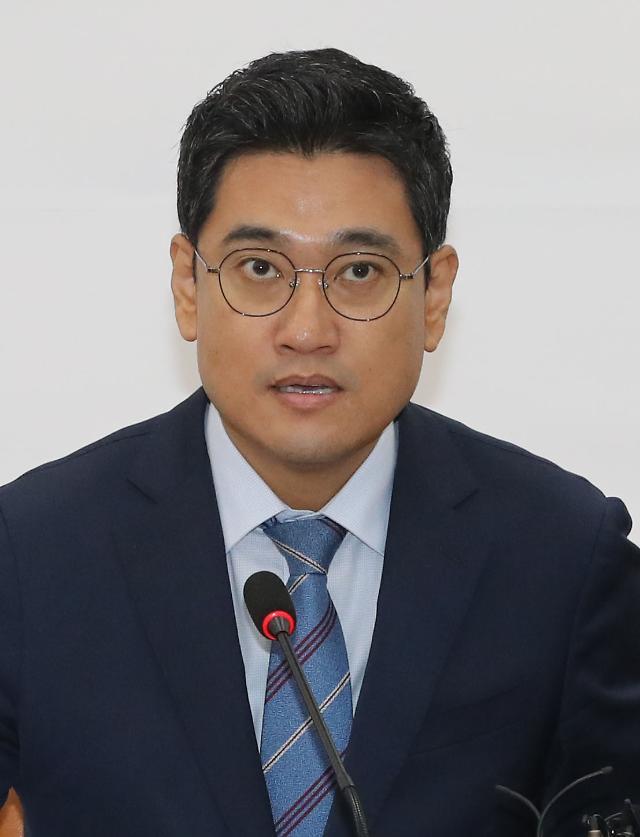 """[전문] 오신환 """"합리적인 대안정당의 길 가겠다"""""""