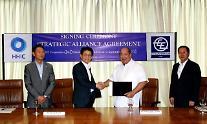 韓進重工業、フィリピンの最大建設会社「EEI」社と業務提携