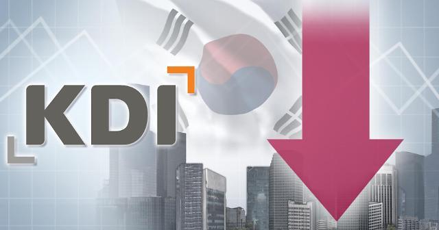 韩国开发研究院:韩经济陷入持续低迷