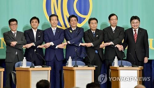 일본인 60% 한국 수출규제 타당...JNN 여론조사 결과