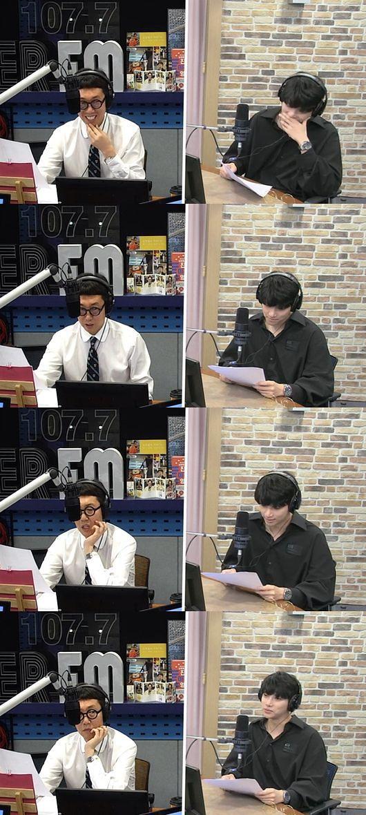 """철파엠 오승윤, 정인선에 ♥메시지 """"마수리 멤버 중 가장 보고싶어…언제 보자"""""""