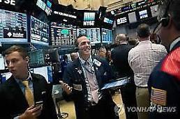 .纽约股市上涨 三大指数刷新历史新高.