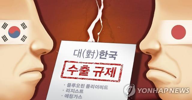 """日, 2차 경제 보복 단행 조짐...현지 언론 """"수출규제 품목 확대"""""""