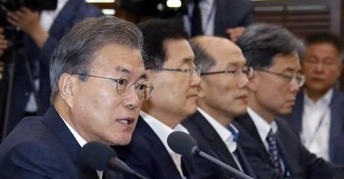 文在寅敦促日本撤销限制出口措施