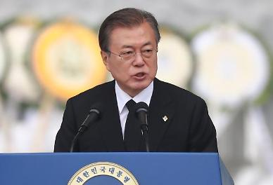 President Moon warns of unspecified countermeasures against Japans trade restrictions