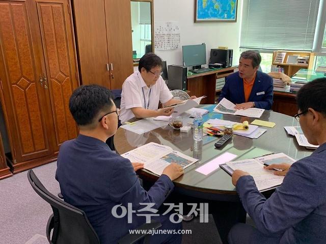 김동일 보령시장, 내년도 해양·교통·수소경제 역점 추진