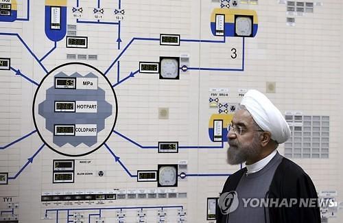 """IAEA """"이란 우라늄 농축제한 파기 확인""""..유럽 대응 초점"""