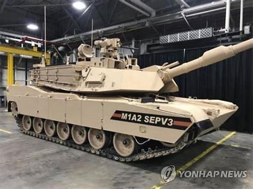 美국무부, 대만에 탱크 등 2조6000억원대 무기 판매 승인