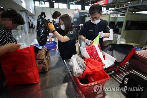 광주에서 열리는 세계수영선수권 대회…ASF차단 총력