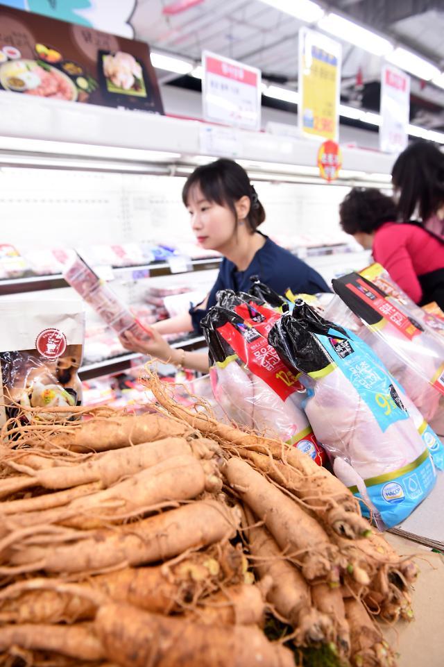 [talk talk 생활경제] 농협유통, 초복 맞아 원기보충 식재료 특가 판매