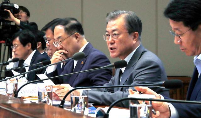 文在寅今日与企业家座谈应对日本限贸措施