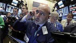 .[环球股市] 鲍威尔向议会作证之前观望势头持续...纽约股市混战道琼斯0.08%↓.