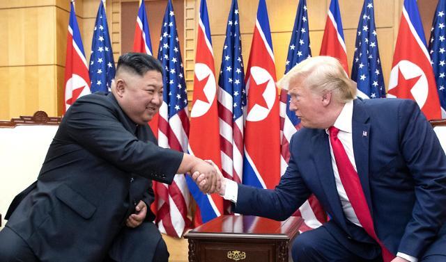 美国务院:朝美首脑板门店会晤并非首脑会谈