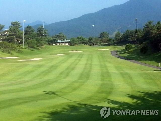 KT agrees with golf course operator to establish 5G smart course