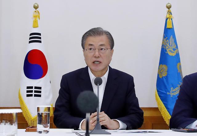 文在寅:日本限制出口带有政治目的 韩国企业做好长期准备