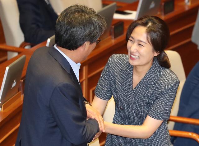 """박선숙·김수민, 국민의당 리베이트 무죄 """"사필귀정"""""""