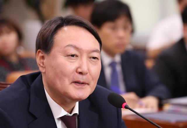 靑, 윤석열 청문보고서 재송부 요청…위증 논란에도 임명 추진(종합)