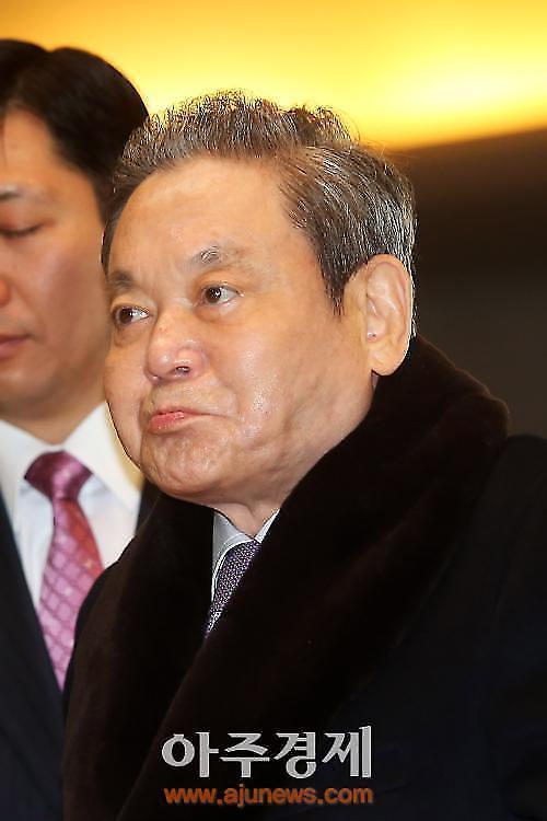 한국 50대 부자 재산 1년새 17% 감소…1위는 이건희 회장