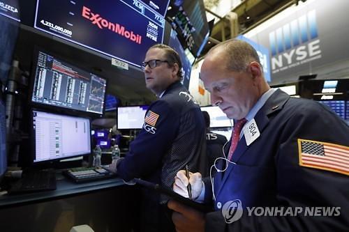파월 금리인하 시사...S&P지수 장중 첫 3000선 돌파