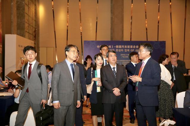 코트라, 자동차부품사들과 중국 서남부 신시장 개척나서
