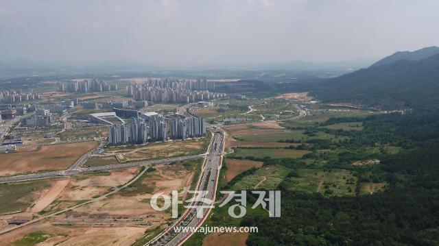 예산군, 내포신도시 예산지역 인구 증가세, '예산시대' 열린다