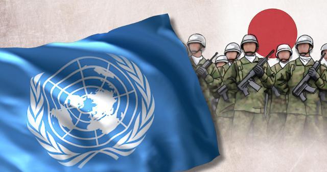 韩国国防部反对日本加入联合国军出兵国