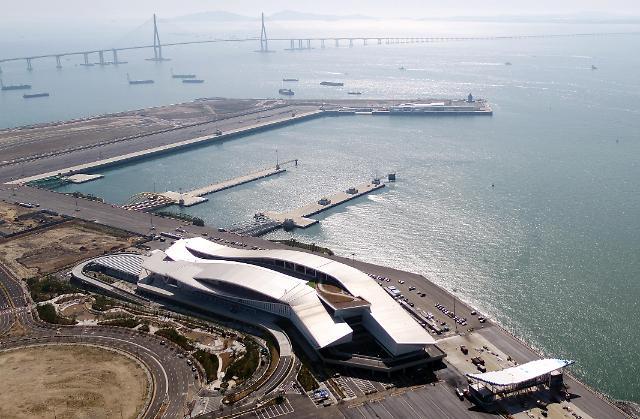 仁川新国际客运码头将于12月投入使用