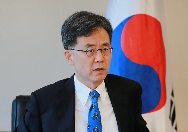 美国对韩日矛盾沉默…金铉宗突击访美