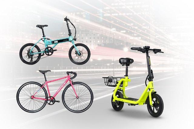 알톤스포츠, 네온 컬러 자전거 출시…올 여름 유행 색상 입었다