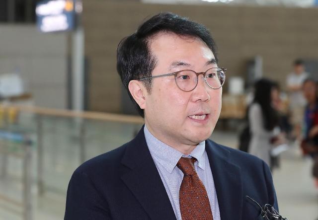 韩美对朝代表讨论推动朝美谈判取得成果