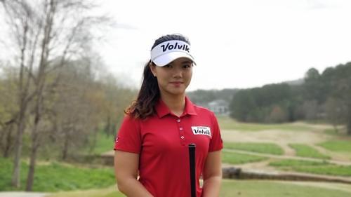 'LPGA 루키' 전영인, 드디어 잠재력 터지나 '7언더파 맹타'