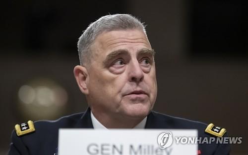 """美합참의장 지명자, """"향후 100년 美안보 최대 위협은 중국"""""""