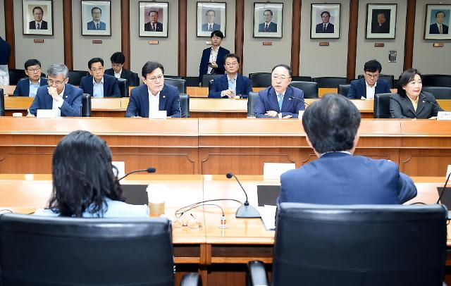 매주 화·목요일, 일본 수출 규제 대응 장관회의 정례화