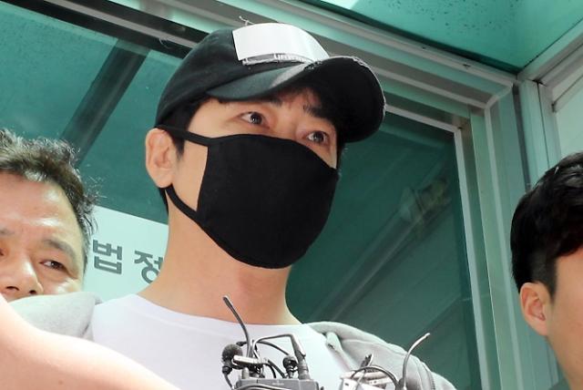 姜志焕出庭接受逮捕必要性审查