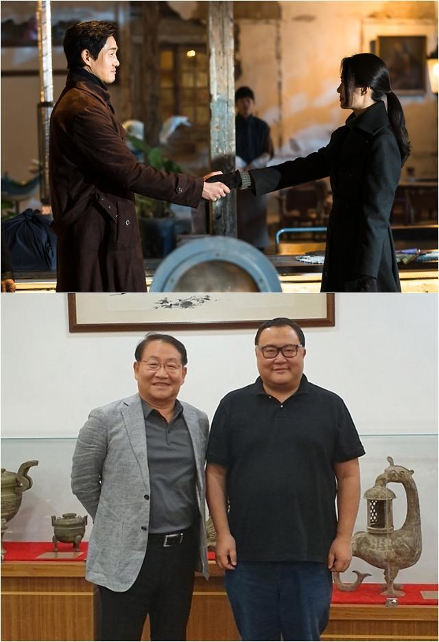 韩中将合拍抗日谍战剧《异梦》电影版