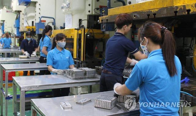 베트남 내년 최저임금 5.5% 인상