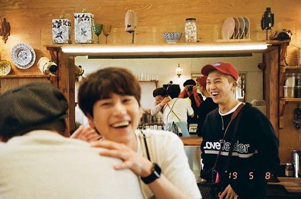 강식당3 피오, 멤버들과 즐거운 모습… 반전 일침은 뭐라고?